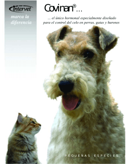 Covinan® - MSD Salud Animal