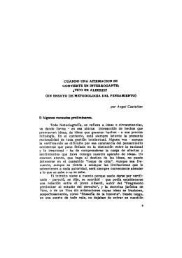 VICO EN ALBERDI? - Biblioteca Digital