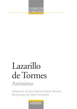 Lazarillo de Tormes, edición adaptada (capítulo 1)