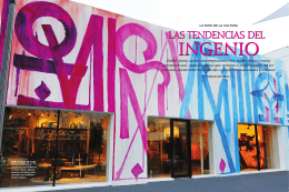 Las tendencias deL - Miami Design District