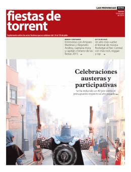 fiestas de torrent