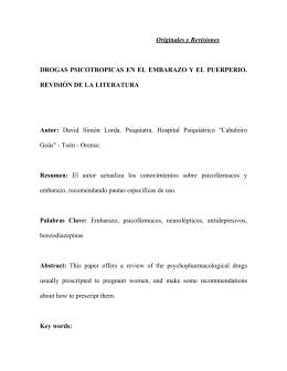 Revista Gallega de Psiquiatría y Neurociencias