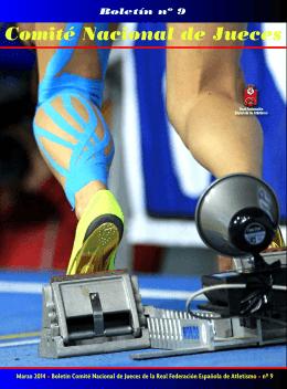 Atletismo Español