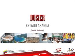 Estado Aragua. Piramide Poblacional. Año 2011