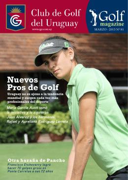 Edición 80 - Club de Golf del Uruguay