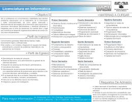 Licenciatura en Informática