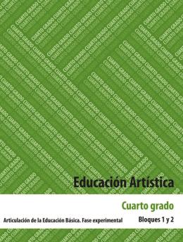 04 Ed Art cuarto - Secretaría de Educación