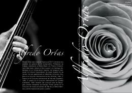 Programa del concierto - Comarca Andorra Sierra de Arcos