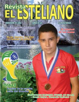 Junio 2014 - El Esteliano