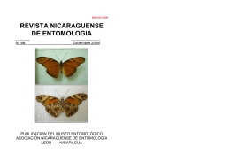 REVISTA NICARAGUENSE - Bio