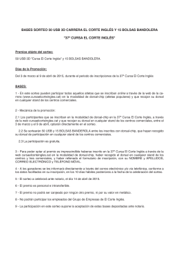 bases sorteig inscripcions on line cursa 2015 ok cat-cast