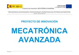 1.1.2.presentacion mecatronica avanzada