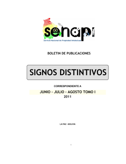 TOMO I - Senapi