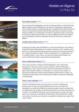 Algarve Hoteles