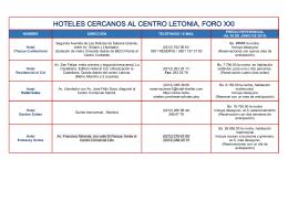 hoteles cercanos al centro letonia, foro xxi