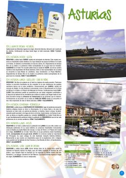 Hoteles Fechas Precio por persona Oviedo Gijón Covadonga