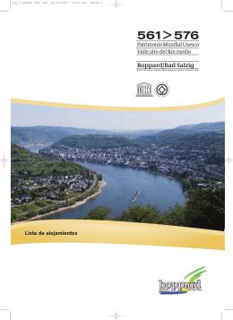 Boppard alojamientos - Tourist Information