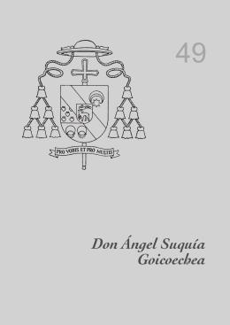 Don Ángel Suquía Goicoechea - Diputación Provincial de Almería