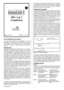HIV 1 & 2 CombFirm