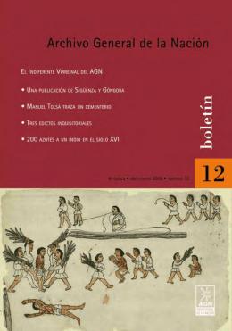 joyas del mes - Archivo General de la Nación