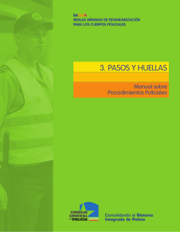 3. PASOS Y HUELLAS