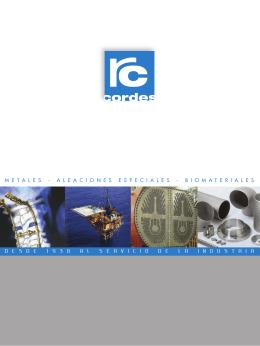 Catalogo de Roberto Cordes