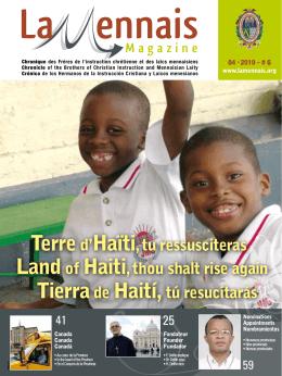 Terred`Haïti, tu ressusciteras Landof Haiti, thou shalt rise again