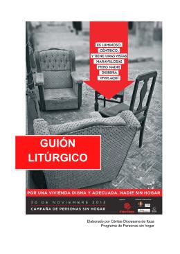 GUIÓN LITÚRGICO