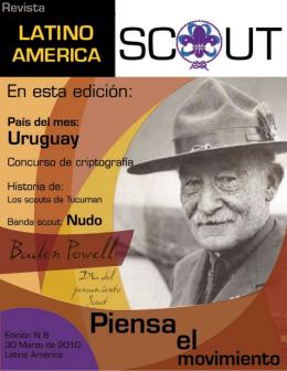 Revista LAS - Grupo Scout San Patricio