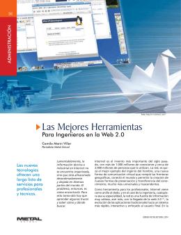 Las Mejores Herramientas Para Ingenieros en la Web 2.0