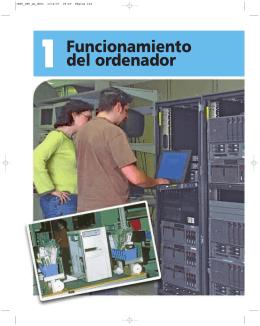 Informática: Funcionamiento del ordenador