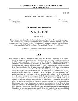 P. del S. 1350