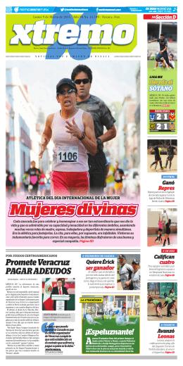 Mujeres divinas - Noticiasnet.mx