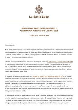 La Santa Sede