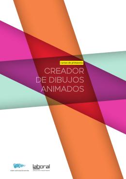 curso dibujos animados - Cluster Audiovisual de Asturias
