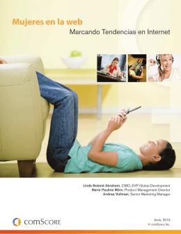 Mujeres en la web - E