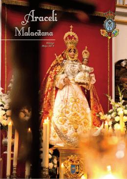 Revista 2014 - Cofradia Virgen de Araceli en Málaga
