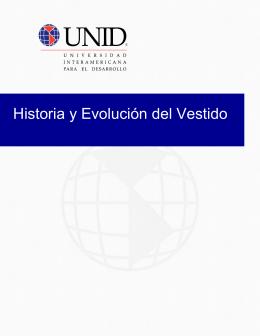 Historia y Evolución del Vestido