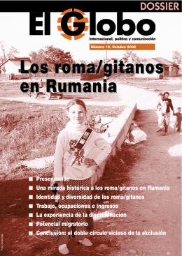 Los roma / gitanos en Rumanía - Fundación Secretariado Gitano