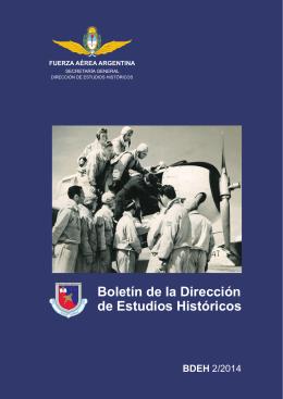 Boletín de la Dirección de Estudios Históricos