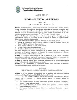 modificacion_reglame.. - Facultad de Medicina