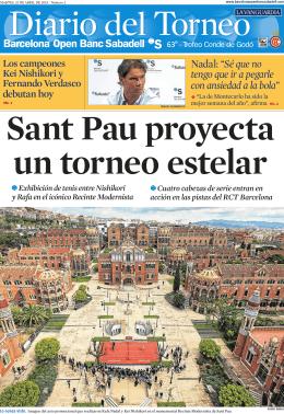 Nadal - Barcelona Open Banc Sabadell