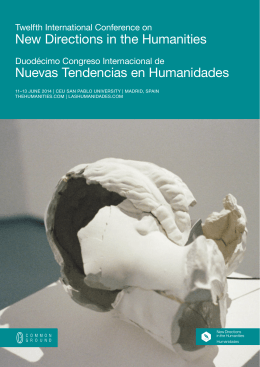 New Directions in the Humanities Nuevas