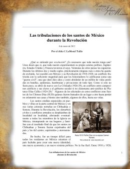Descargue PDF - la Iglesia en México