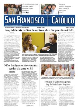Arquidiócesis de San Francisco abre las puertas a CALL