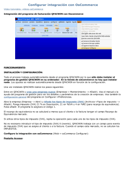 Q Manual - programas de facturacion software de facturacion