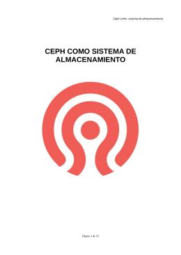 ceph como sistema de almacenamiento