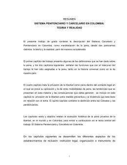DEFINICIN DE LA PENA - Pontificia Universidad Javeriana