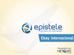 Ebay - Epistele