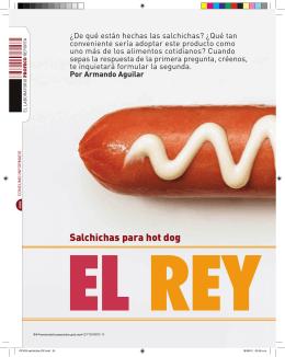 Salchichas para hot dog - Revista del Consumidor en Línea